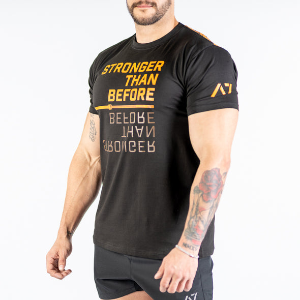 Stronger Bar Grip Men's Shirt