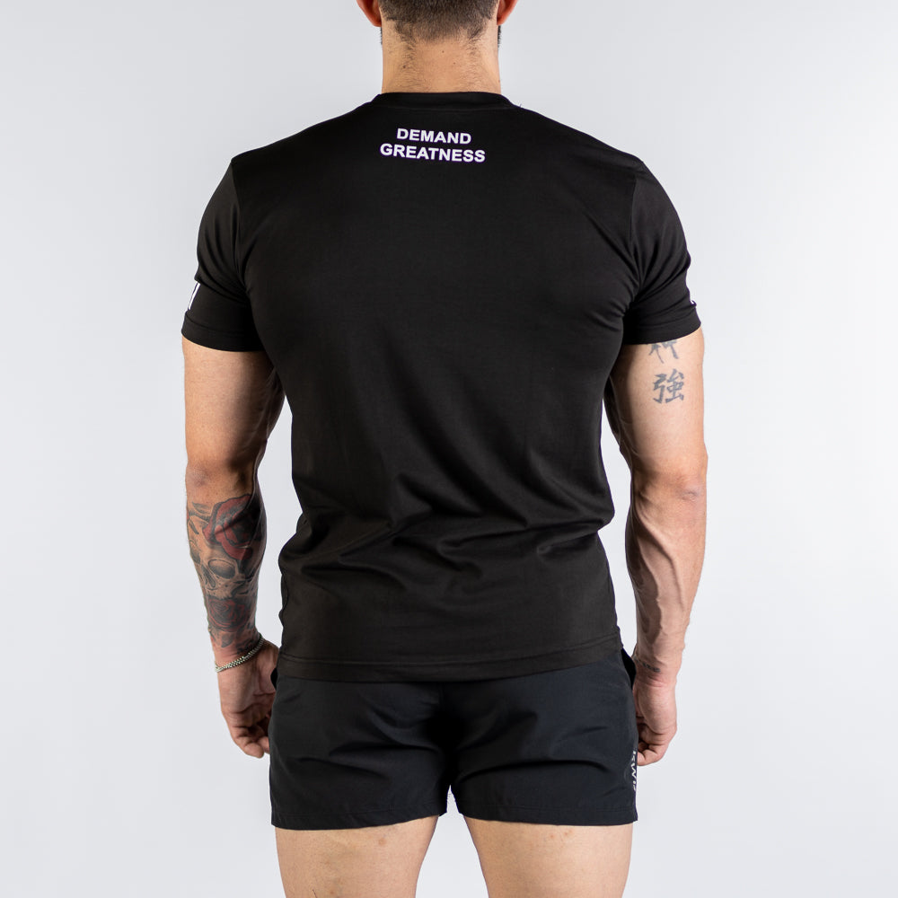 IPF Approved Logo Men's Meet Shirt - Black