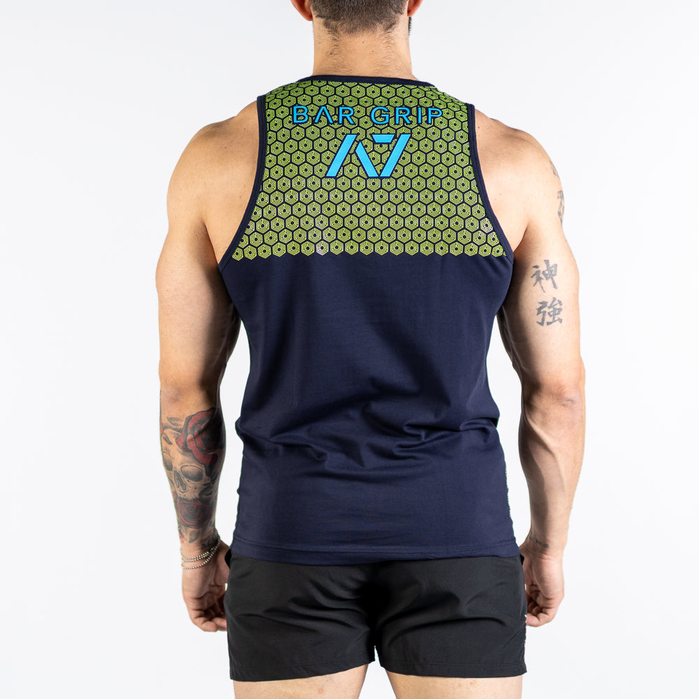 Tilt Bar Grip Men's Tank