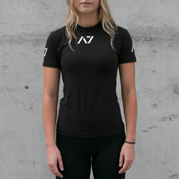 IPF Approved Women's Meet Shirt - Black