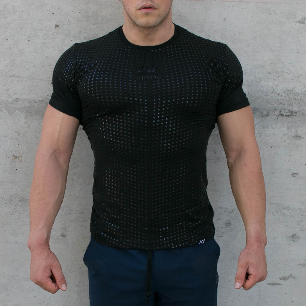 Strong Stealth Bar Grip Men's Shirt