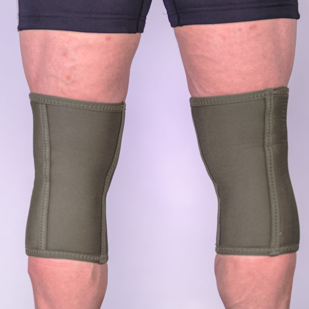 CONE Knee Sleeves - USPA & IPF Approved - Military