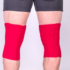 CONE Knee Sleeves - USPA & IPF Approved - Fire