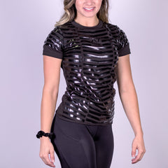 2019 Strongman Stealth Bar Grip Women's Shirt