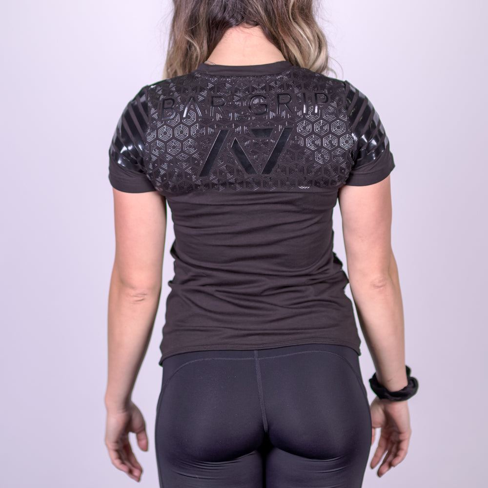 Strongman Stealth Bar Grip Women's Shirt
