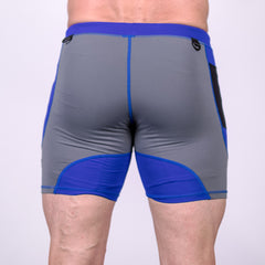 Men's OX Compression Shorts - Ocean