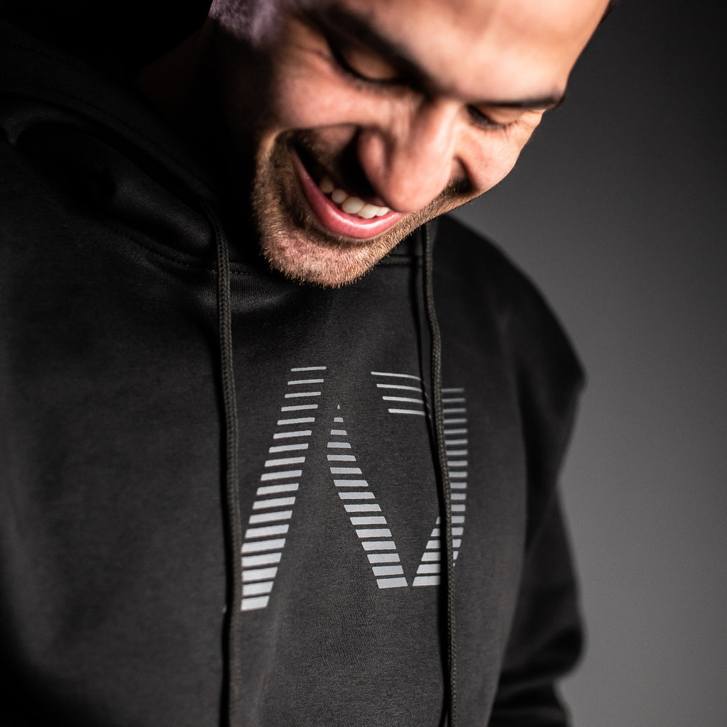 Shadow Bar Grip Hoodie