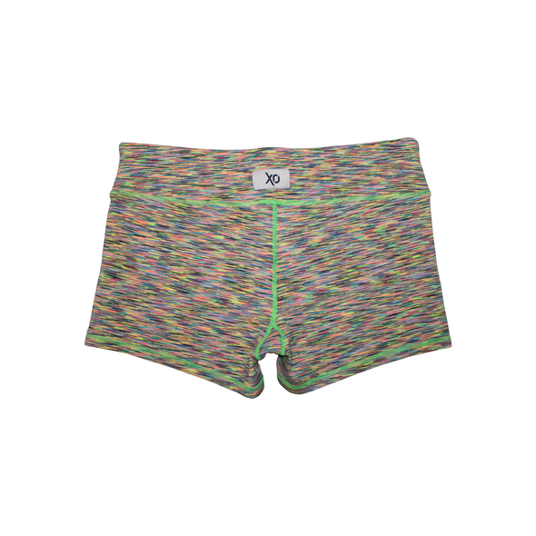 Women's XO Shorts - Tornado