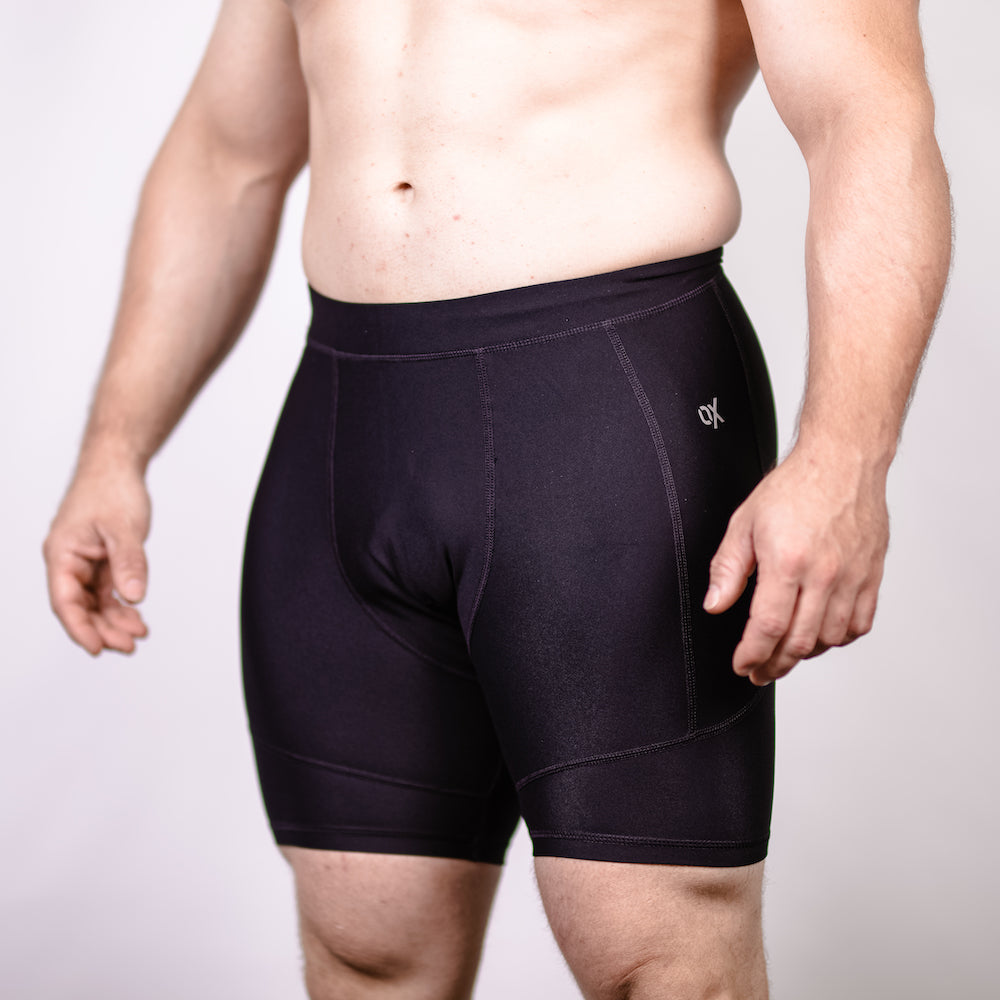 Men's OX Compression Shorts - Night