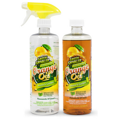 orange oil surface cleaner