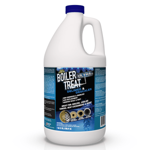 Boiler Treat Ultra -Delimer & Descaler