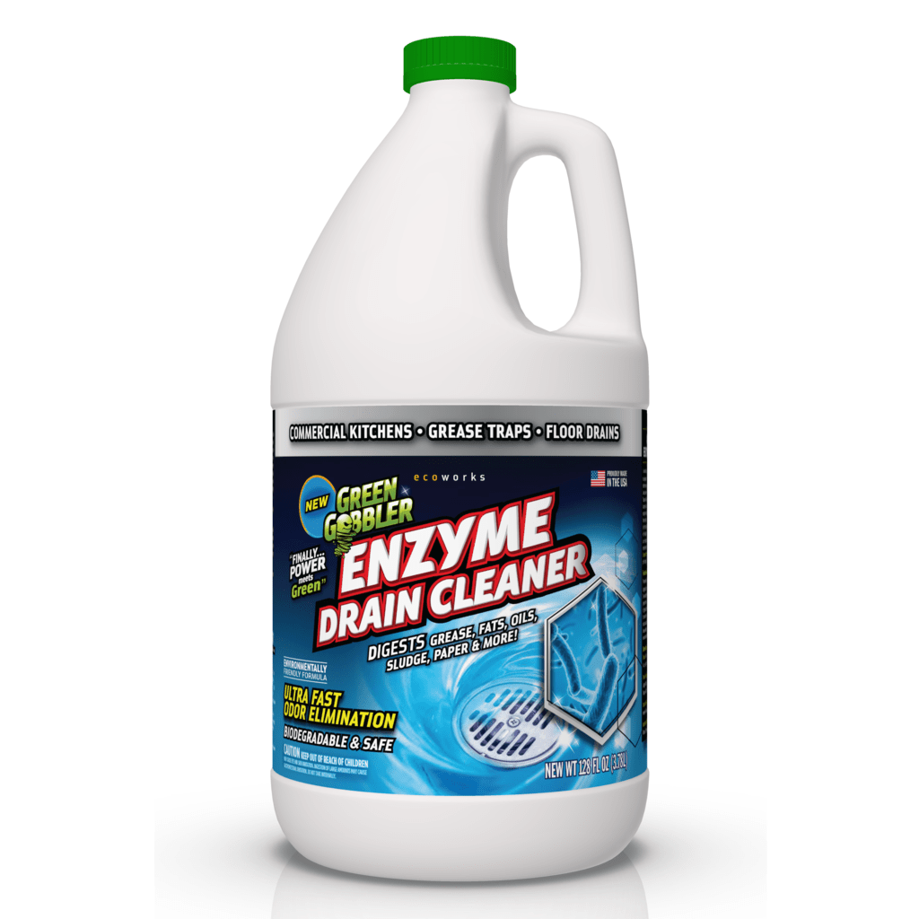 digestive enzyme drain cleaner 1 gallon