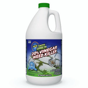 20% Vinegar Weed Killer