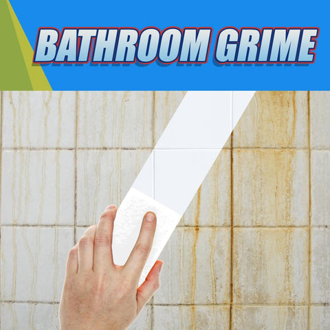 bathroom grime remover