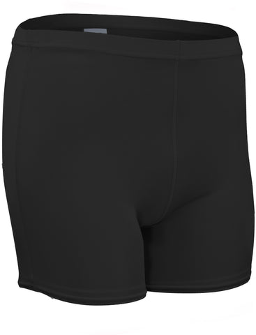 "HT211-Women's 5"" Compression Shorts - Game Gear - 1"