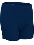 "HT211-Women's 5"" Compression Shorts - Game Gear - 2"