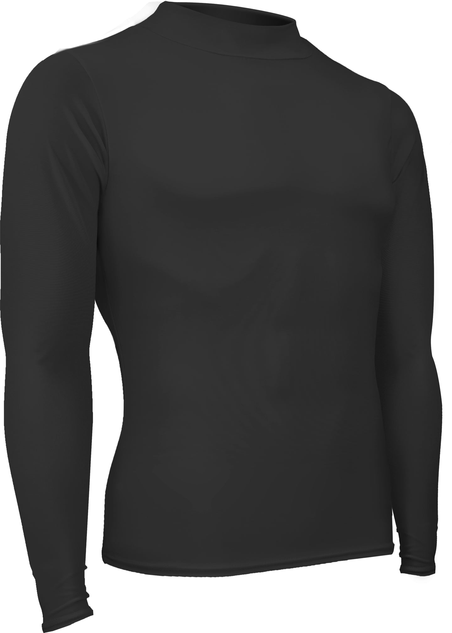 CT-501LY-CB Youth Cold Tech Youth Long Sleeve Mock Neck