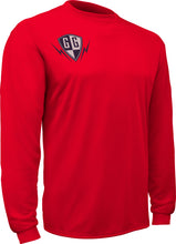 PT-803LY-CB Youth Performance Tech Solid Crew Neck