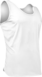 PT- 903-CB Men's Performance Tech Singlet w/ Trim