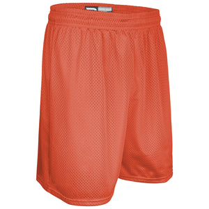 "AP-6477Y-CB Youth 7"" Athletic Mesh Basketball Short w/ Draw Cord"
