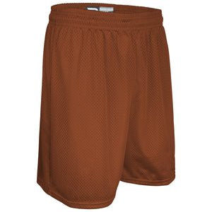"AM-6475Y-CB Youth 5"" Athletic Mesh Nylon Solid Short"