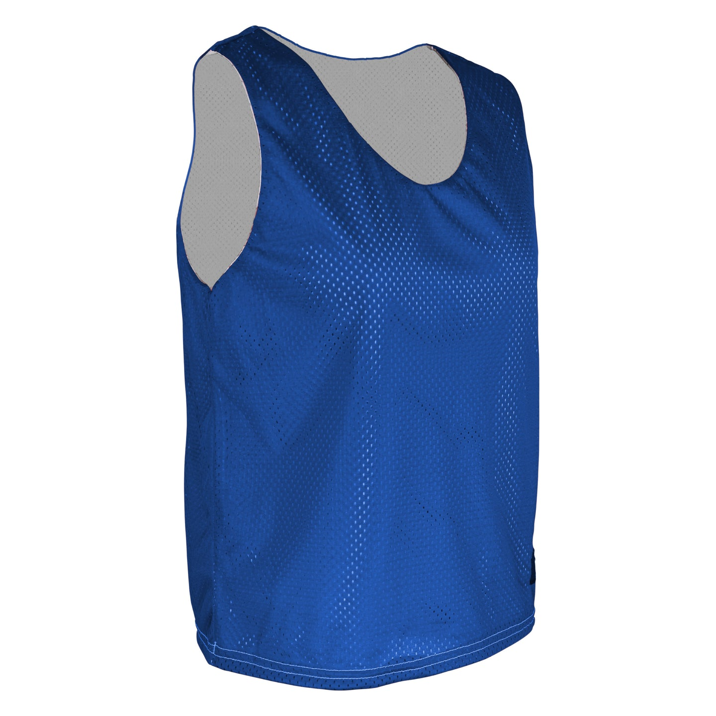 AP-896W-CB Women's Athletic Mesh Poly Round Neck Sleeveless Reversible Jersey