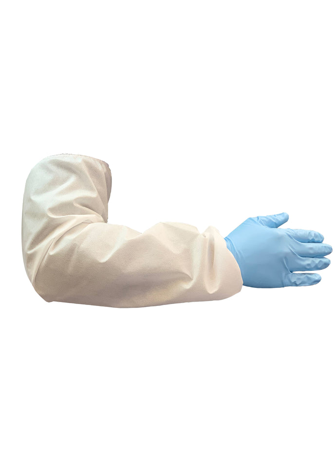 Polypropylene Protective Sleeve Cover with Elastic Ends