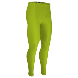 HT-112-CB Women's Heat Tech Ankle Length Compression Tight