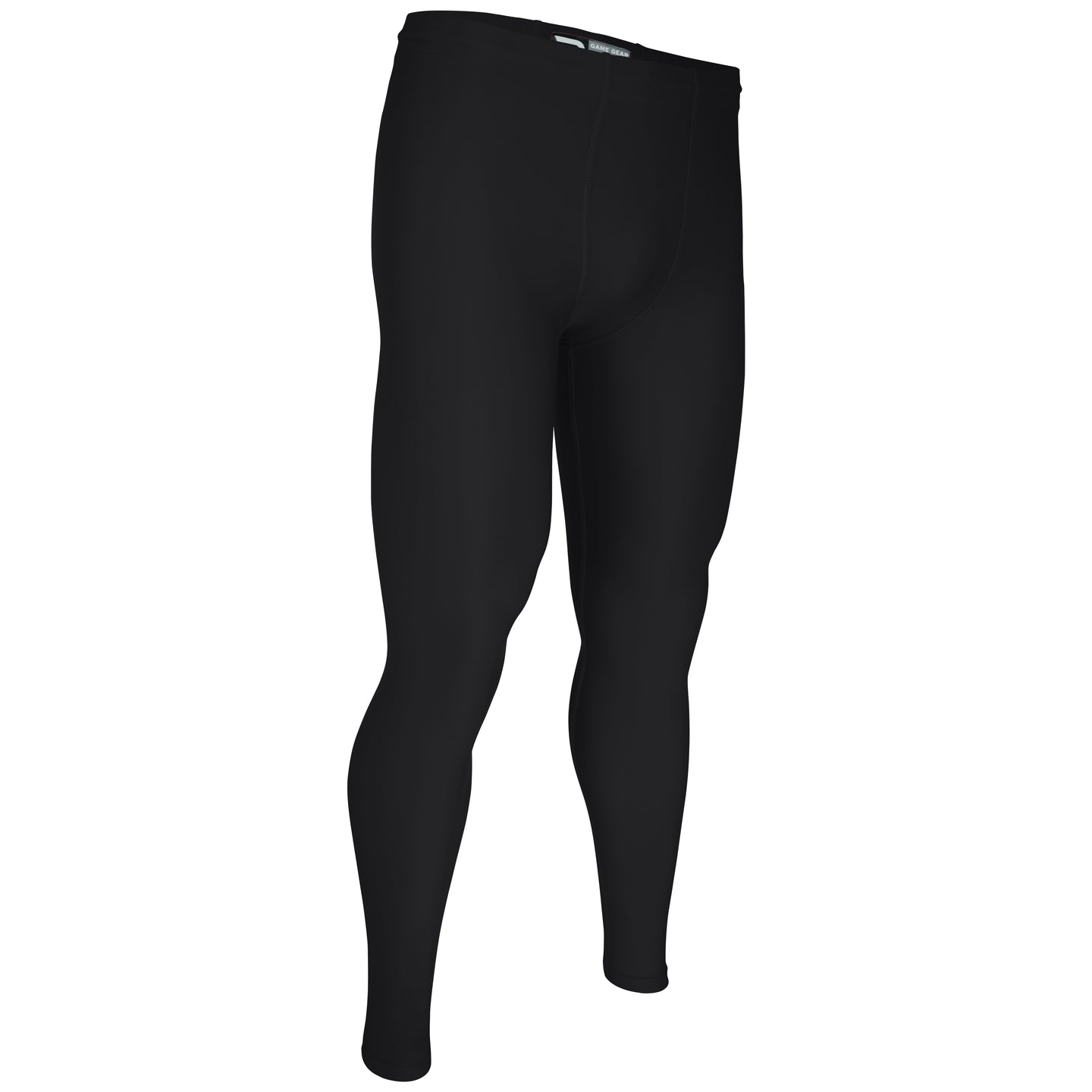 HT-120J-CB Men's Heat Tech Training Ankle Length Sport Tight w/ Draw Cord
