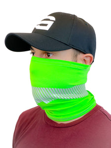 GG Neck Gaiter (Lime Green)