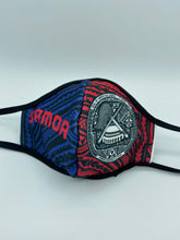 Samoa Double Ply Reusable Face Mask W/Elastic Earloops
