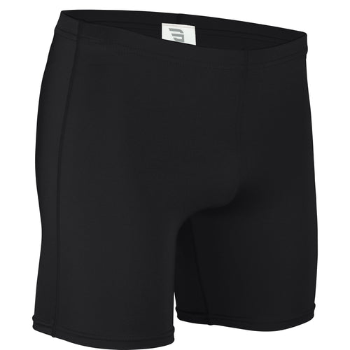 NL-111-CB Men's Nylon Lycra Short w/ Graded Inseam