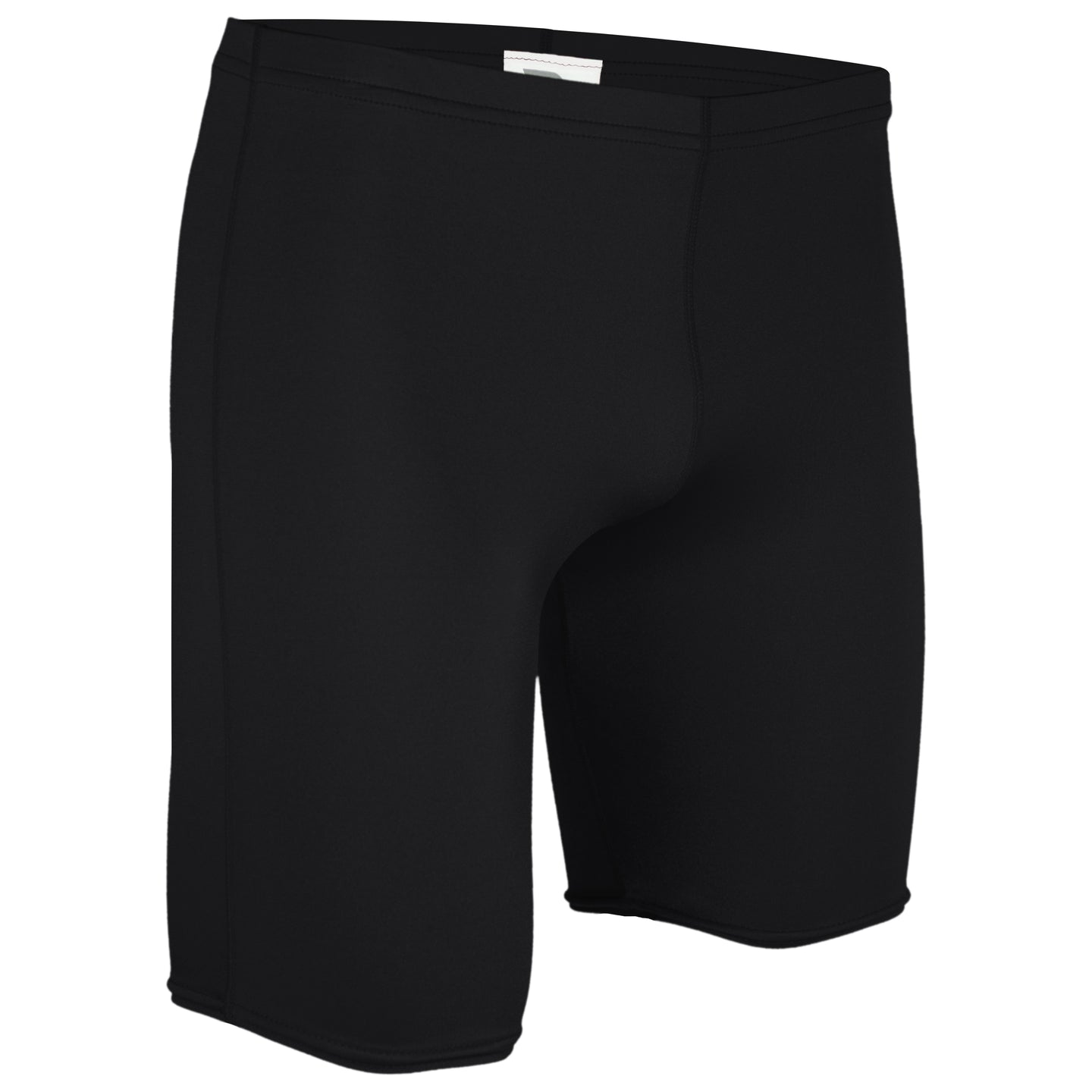 NL-118Y-CB Youth Nylon Lycra Knee Length Short