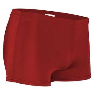 "NL-201-CB Women's Nylon Lycra ""Boy Cut"" Solid Brief"