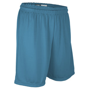 "PT-6479-CB Men's 9"" Performance Tech Basketball Short w/ Draw Cord"