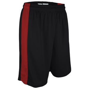"PT-6939-CB Men's 9"" Performance Tech Short w/ Side Panels & Draw Cord"