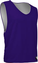 AP-896Y-CB Youth Athletic Mesh Poly Round Neck Sleeveless Reversible Jersey