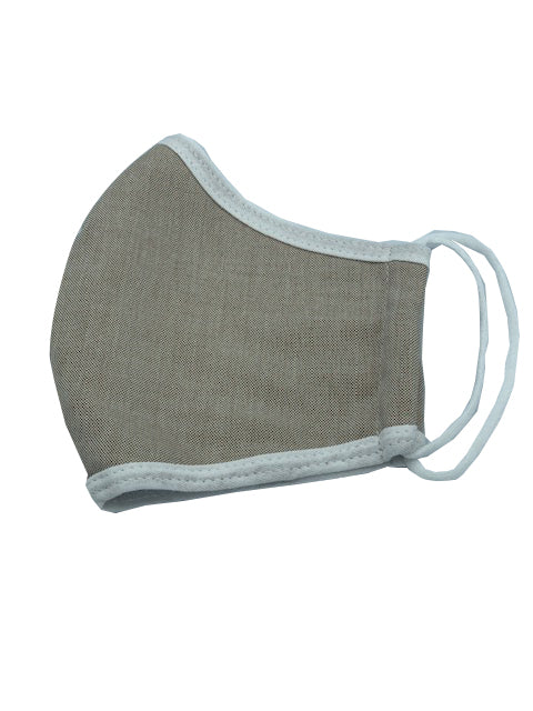 5 QTY- 3 Layer Cotton Mask