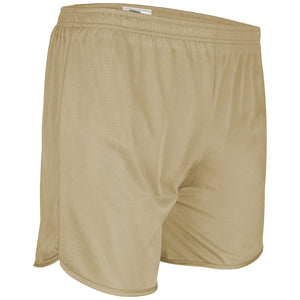 TR-403-CB Men's Tricot Solid Running Short w/ Trim