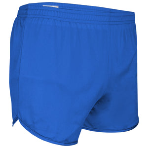 running shorts blue tricot track royal