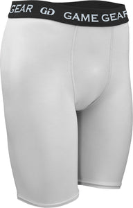 "HT-113J-CB Men's Compression Brief w/ 1.5"" Branded Waistband"