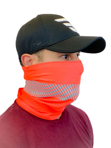 GG Neck Gaiter (Orange)