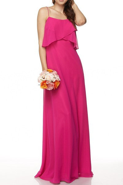 SIMPLY SIMPLE BRIDESMAID PROM OR FORMAL DRESS