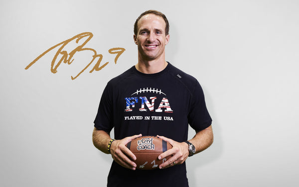 Drew Brees PlayCoach Football