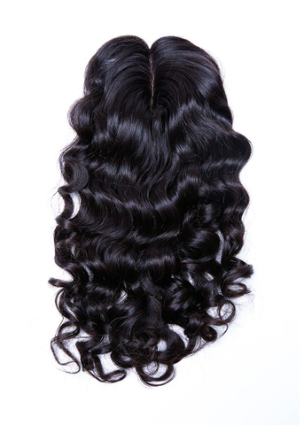 Loose Curl Closure Piece