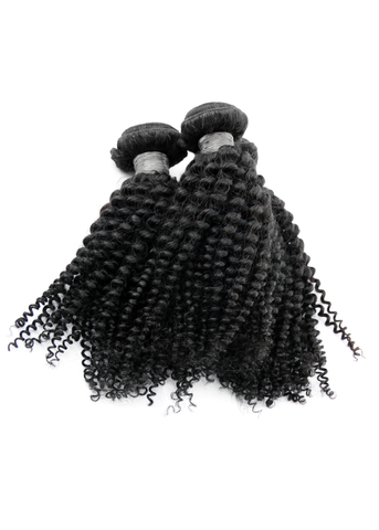 Tight Curl Virgin Hair Bundle