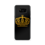 Crown Samsung Case