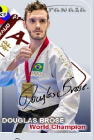 Arawaza Onyx Air GOLD, Karate