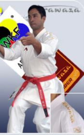 Arawaza Amber Evolution GOLD, Karate