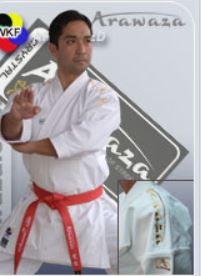Arawaza Crystal GOLD, Karate